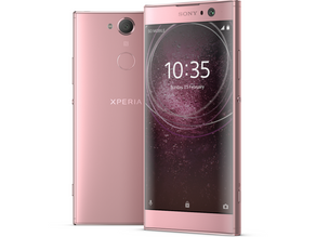 Sony Mobile presenta nuevos teléfonos inteligentes para selfies