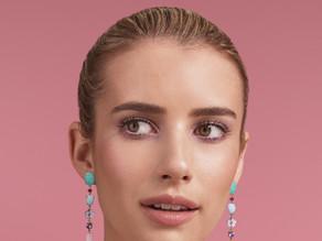 Emma Roberts, la nueva imagen global de TOUS