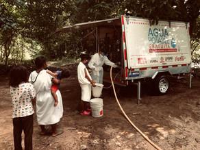 Agua potable para la Comunidad Wiwa en la Guajira