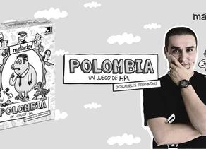 """Matador lanza """"Polombia"""", un juego de mesa de humor negro"""