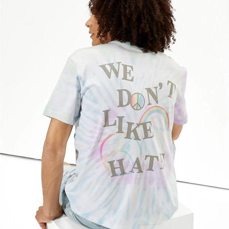 American Eagle lanza una colección con poderosos mensajes a la comunidad LGBTQ+