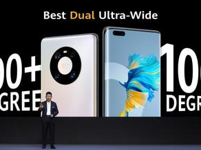 Huawei revela la serie Mate 40