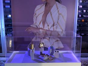 Andrea Serna presenta su primera colección de joyas para Tous