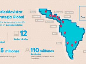 Telefónica presenta la estrategia global de sus series originales