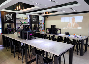 Inauguran el primer Creator Lab Advanced en el país