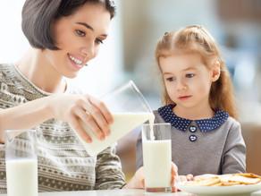 Niños que consumen yogurt logran una alimentación más saludable