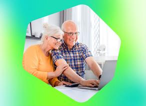 Abuelos digitales: ayuda a los mayores a tener una experiencia online segura