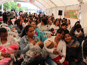 """En Bogotá se realizará la jornada """"Todos por la lactancia"""""""