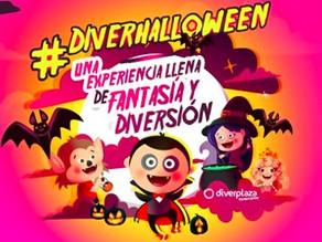 Con actividades virtuales y descuentos especiales,centros comerciales buscan celebrar Halloween