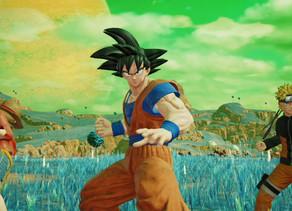 Jump Force Deluxe Edition llegará a Nintendo Switch el 28 de agosto