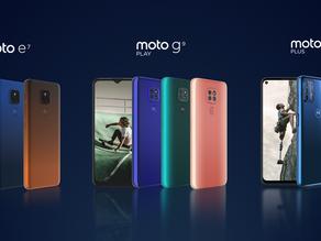 Motorola anuncia nuevos equipos en Colombia