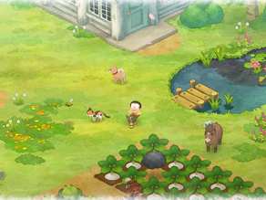 Doraemon Story of Seasons fue lanzado para Nintendo Switch y PC