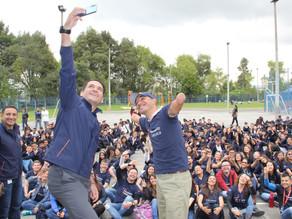 Más de 4.000 colombianos se beneficiaron del Día Internacional del Voluntario