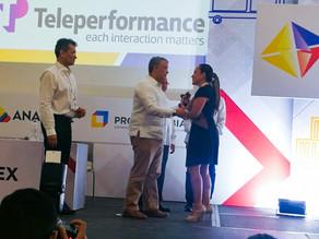 Teleperformance fue reconocida por su modelo de gestión