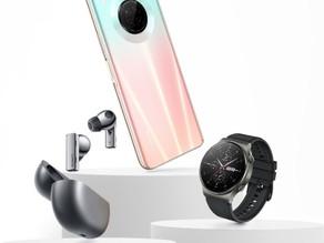 Huawei tendrá nuevos lanzamientos