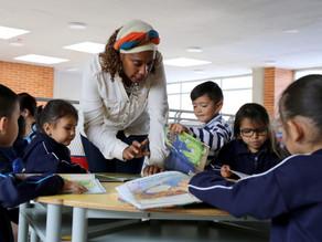 Nuevo plan de lectura,escritura y oralidad para Bogotá