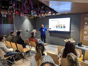 Servinformación y Google se reúnen con principales empresas del mercado peruano