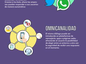5 motivos del porqué los chatbots están transformando la comunicación entre usuarios y empresas