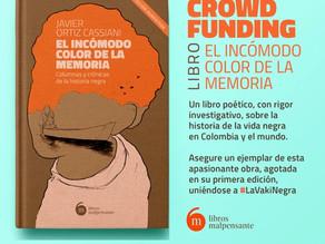 ¡Todos y todas a apoyar la literatura colombiana!