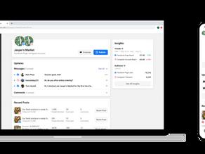 Facebook lanza nueva herramienta para PyMEs: Facebook Business Suite