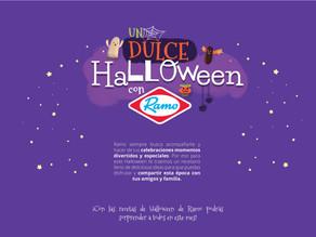 ¡Y llegaron las recetas para Halloween de la mano de Ramo!