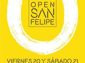 ¡Vuelve Open San Felipe!