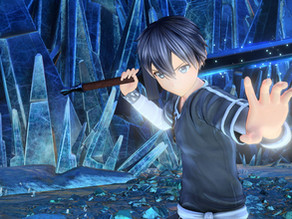 "Abre las puertas de ""Underworld"" en Sword Art Online Alicization Lycoris"