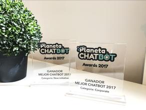 Los Planeta Chatbot Awards han seleccionado a los mejores chatbots de Latinoamérica y España