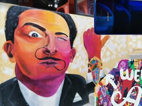 Arte urbano atrae visitantes a las principales ciudades del país
