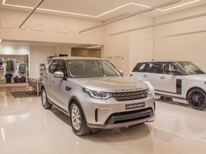 Jaguar Land Rover abre nuevo concesionario en la capital