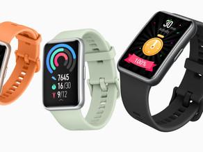 Lo nuevo de Huawei en smartwatches