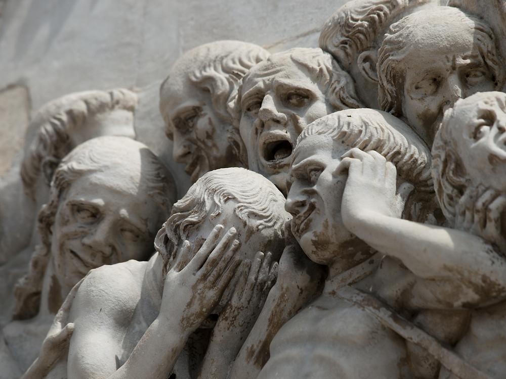 Orvieto-Duomo Fourth Facade