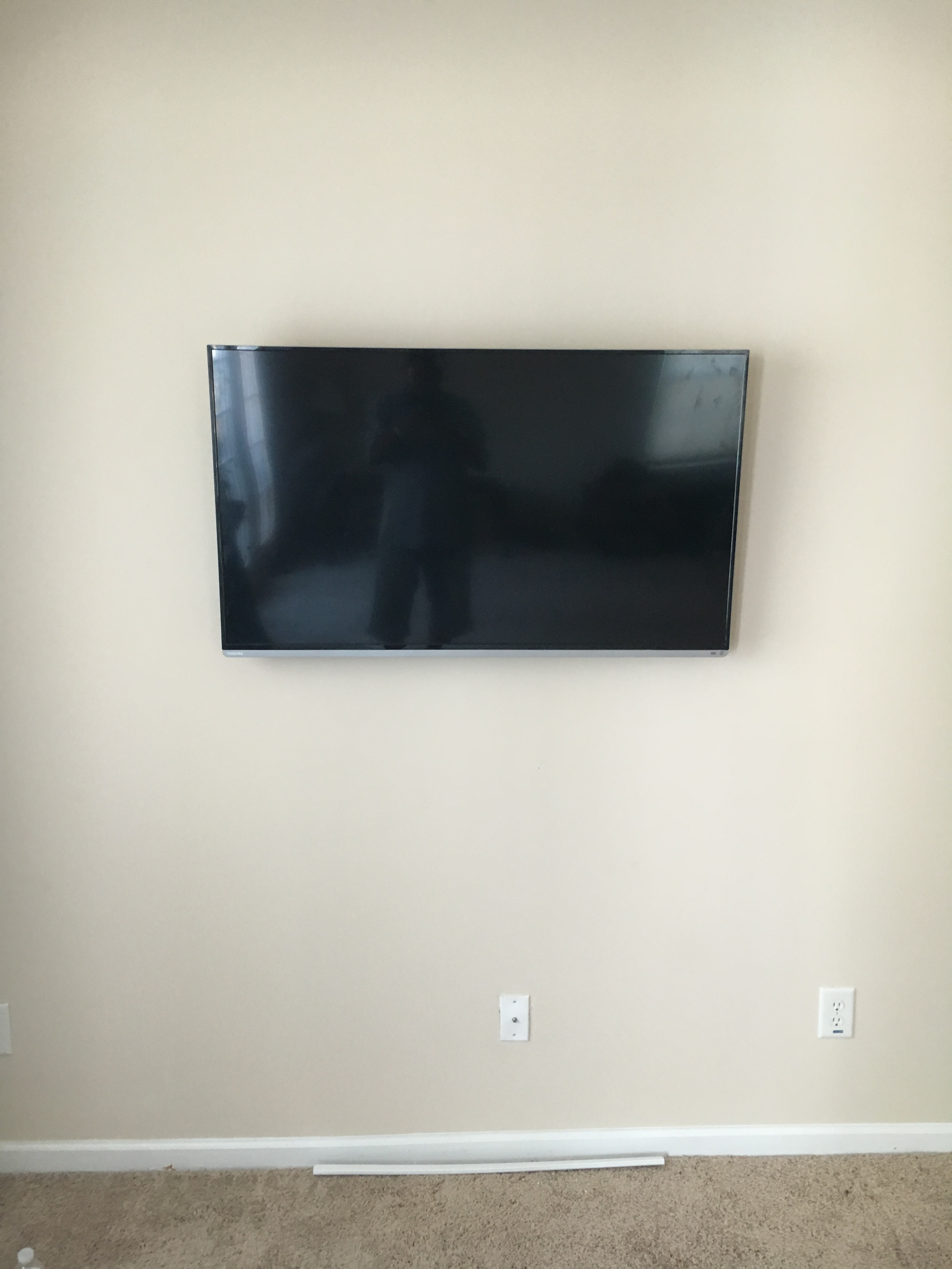 using your TV Mount