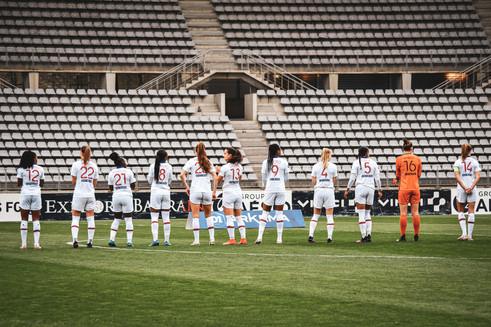Equipe du PSG PFC-PSG D1 2020-2021