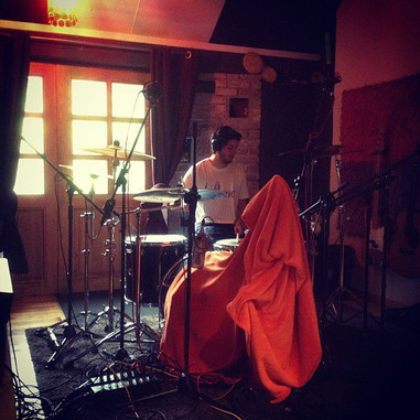 Recording @ Studio W59D