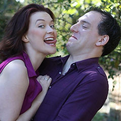 Christopher Russell and Megan Russell