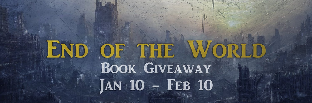 End of the World Book Giveaway