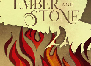 It's Book Release Day for Ember and Stone!