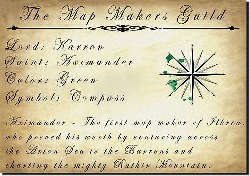 The Map Makers Guild