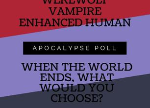 The Great Human/Vampire/Werewolf Debate