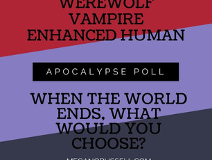 The Great Human/Vampire/Werewolf Debate