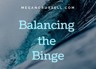 A Binge-Length Book