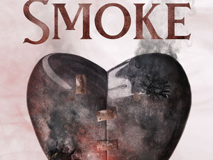 It's Book Release Day for Heart of Smoke!