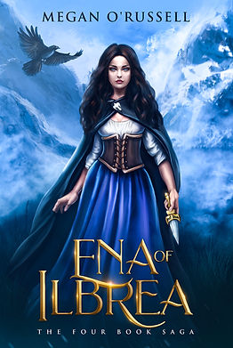 Ena of Ilbrea: The Four Book Saga