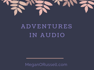 Adventures in Audio