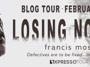 Losing Normal Blog Tour