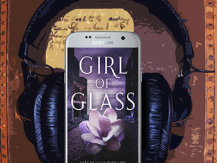 Get Your Free Copy of the Girl of Glass Audiobook!
