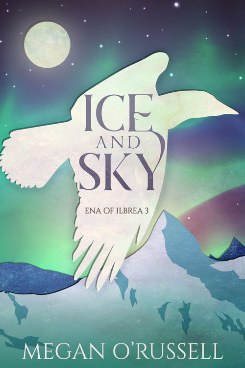 Ice and Sky by Megan O'Russell