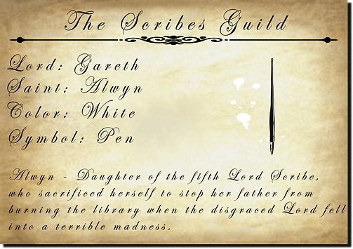 The Scribes Guild