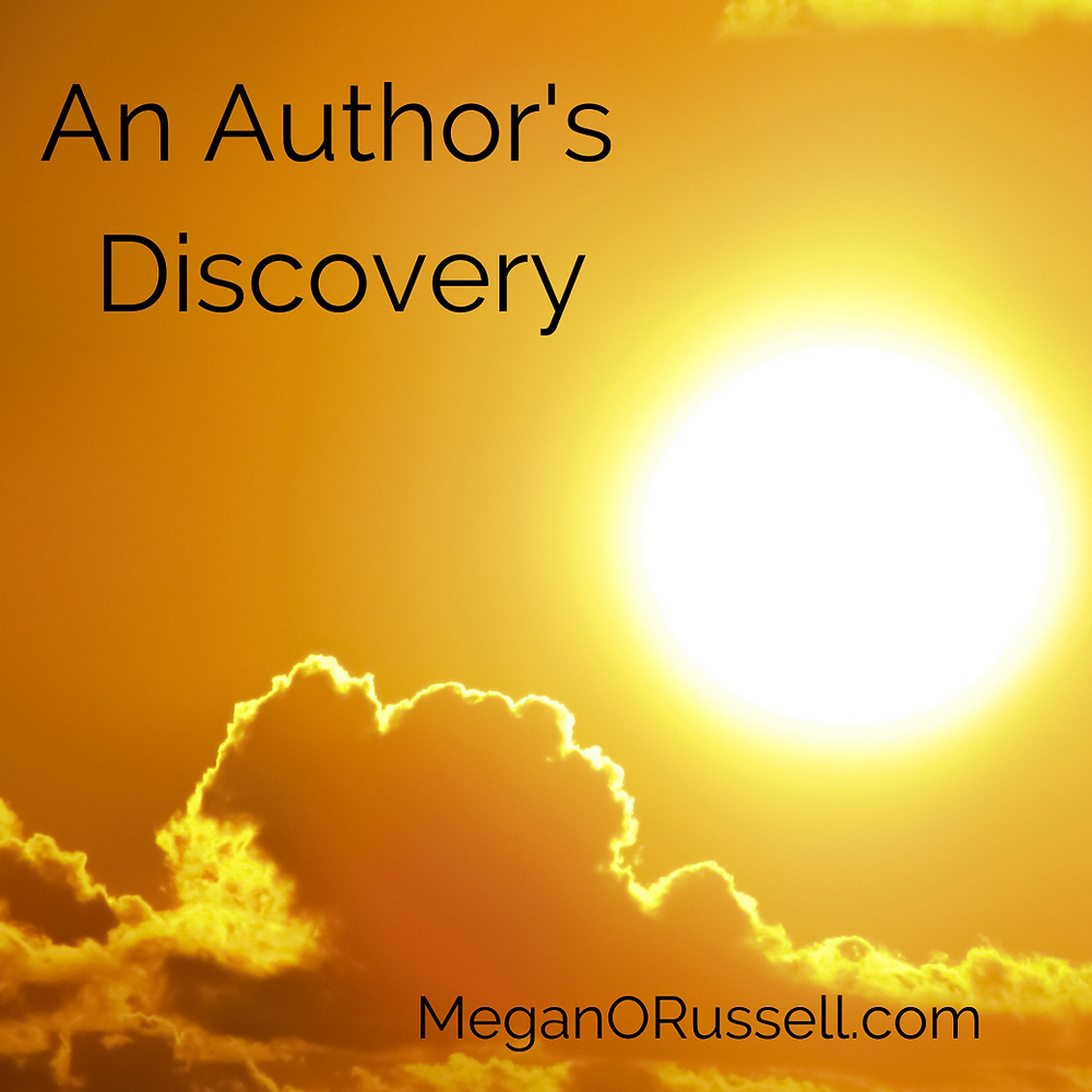 An Author's Discovery